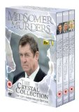 Midsomer Murders 15th Anniversary Crystal Collection [DVD]