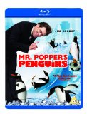 Mr. Popper's Penguins [Blu-ray] Blu Ray
