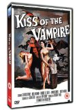 Kiss of the Vampire (1963) DVD