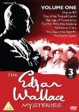 Edgar Wallace Mysteries - Volume 1 [DVD]