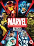 Marvel Complete Animation Collection - 8 Movies [DVD]