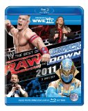 WWE - The Best Of Raw & Smackdown 2011 [Blu-ray]