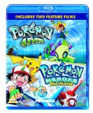 Pokemon Forever & Pokemon Heroes [Blu-ray]