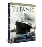 Titanic: 100 Years Below -  DVD and Compendium Collection