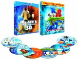 Rio/ Ice Age 3 Double Pack (Blu-ray 3D + Blu-ray + DVD + Digital Copy)
