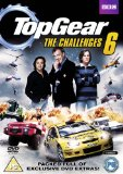 Top Gear - The Challenges 6 [DVD]