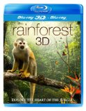 Rainforest 3D (Blu-ray 3D + Blu Ray) Blu Ray
