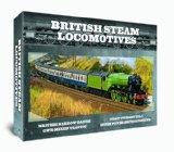British Steam Locomotives 4 DVD GIFT SET