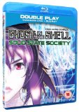 Ghost in The Shell: SAC Solid State Society OVA Double Play [Blu-ray]