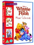 Winnie the Pooh Box Set (Winnie the Pooh Movie/Hefalump Movie/Tigger Movie) [DVD]