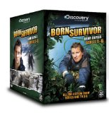 BORN SURVIVOR Bear Grylls Season One To Six BOX SET DVD