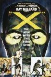 X: The Man with X-Ray Eyes DVD Region 2
