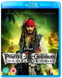 Pirates of the Caribbean: On Stranger Tides [Blu-ray]