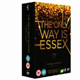 The Only Way Is Essex - Series 1-4 Box Set [DVD]