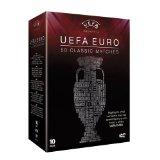 UEFA EURO - 50 Classic Matches DVD
