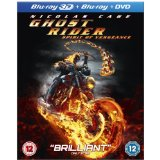 Ghost Rider: Spirit of Vengeance (Blu-ray 3D + Blu-ray + DVD) Blu Ray