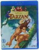 Tarzan [Blu-ray][Region Free]