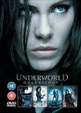 Underworld 1-4 [DVD]