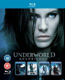 Underworld 1-4 [Blu-ray]