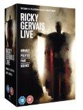 Ricky Gervais Live Complete Box Set [DVD]