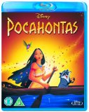 Pocahontas [Blu-ray][Region Free]