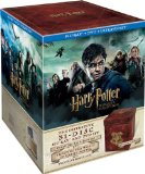 Harry Potter Wizard's Collection Box Set (Blu-ray + DVD + Digital Copy)[Region Free]