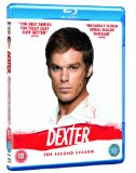 Dexter - Season 2 [Blu-ray][Region Free]