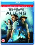 Cowboys & Aliens [Blu-ray][Region Free]