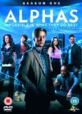 Alphas - Series 1 [DVD]