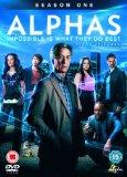 Alphas - Series 1 [DVD]