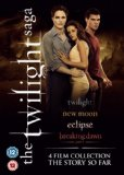 The Twilight Saga Quad Pack [DVD]