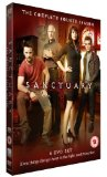 Sanctuary - Season 4 [DVD]
