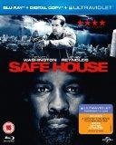 Safe House (Blu-ray + DVD + UV Digital Copy)[Region Free]