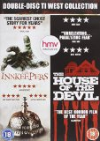 The Innkeepers & House Of The Devil 2-Disc Boxset [DVD]