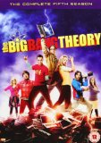 The Big Bang Theory - Season 5 (DVD + Digital Copy)