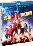 The Big Bang Theory - Season 5 (Blu-ray + Digital Copy)[Region Free]