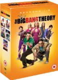 The Big Bang Theory - Complete Season 1-5 [DVD]