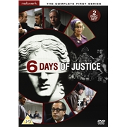 Six Days of Justice - The Complete Series 1 [DVD]