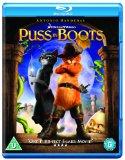 Puss In Boots [Blu-ray][Region Free]