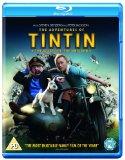 The Adventures of Tintin: The Secret Of The Unicorn [Blu-ray][Region Free]