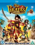 The Pirates! In An Adventure With Scientists [Blu-ray]