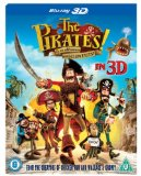 The Pirates! In An Adventure With Scientists (Blu-ray 3D) Blu Ray
