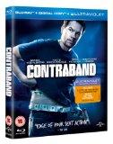 Contraband (Blu-ray + Digital Copy)[Region Free]