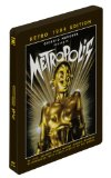 Giorgio Moroder Presents: METROPOLIS (LIMITED EDITION DVD STEELBOOK)