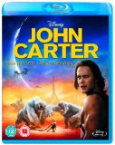 John Carter [Blu-ray][Region Free]