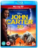 John Carter (Blu-ray 3D)[Region Free]