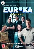 A Town Called Eureka - Season 4.5 [DVD]