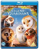 Legend of the Guardians: The Owls of Ga'Hoole [Blu-ray][Region Free]