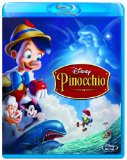 Pinocchio [Blu-ray][Region Free]