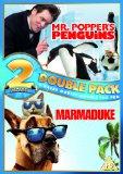 Mr. Popper's Penguins/ Marmaduke Double Pack  [2010] DVD